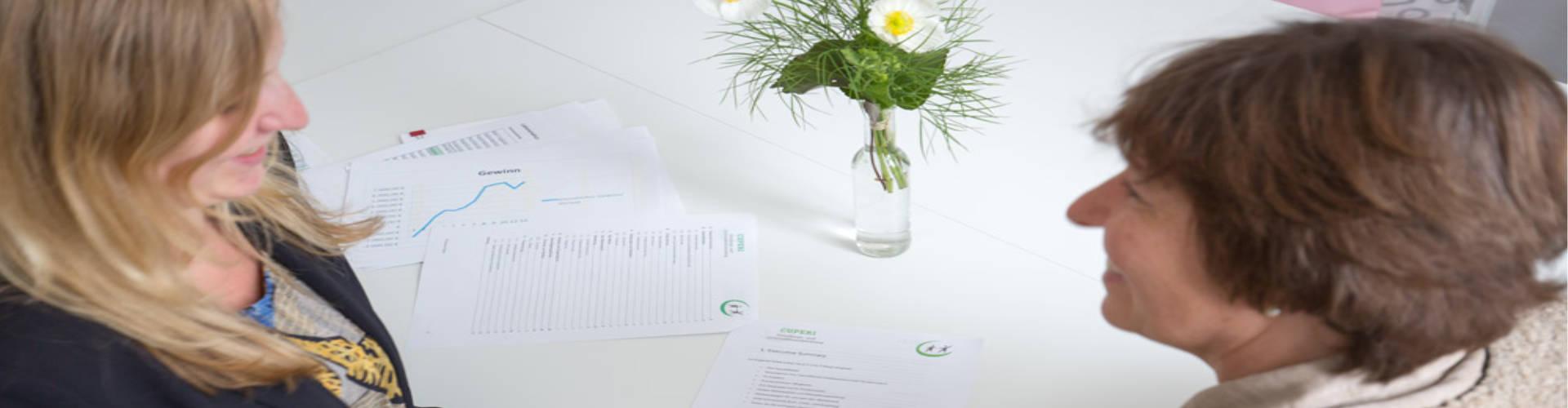 Businessplan Beratung